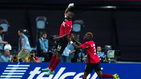 Bảng C Gold Cup: Trinidad & Tobago vào tứ kết, Mexico hòa thất vọng