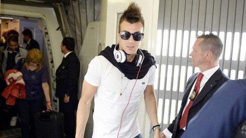 El Shaarawy gia nhập Monaco: Chân trời mới với Tiểu Pharaoh