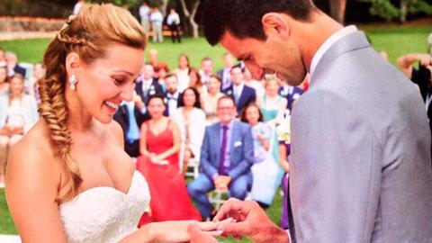 Novak Djokovic: 'Lấy vợ, sinh con rồi mới thành tài'