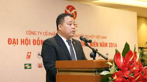 Trưởng BTC giải V-League 2015: 'Các đội đều được phân xử công bằng'