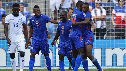 Bảng A Gold Cup: Haiti giành vé tứ kết