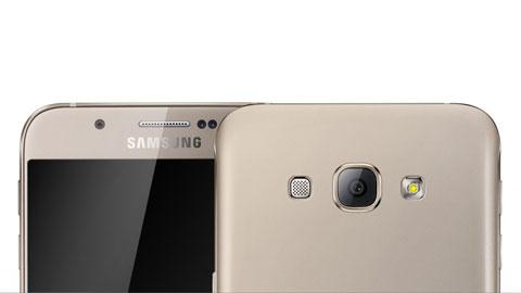 Samsung trình làng smartphone mỏng nhất Galaxy A8