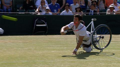 Có một Wimbledon rất khác