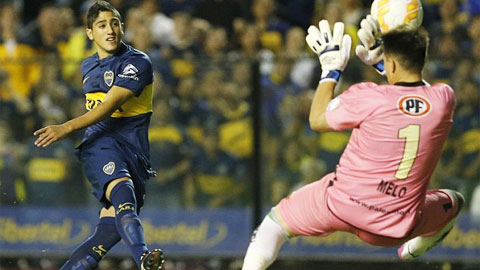 Mất Tevez, Juventus có 'Messi mới'