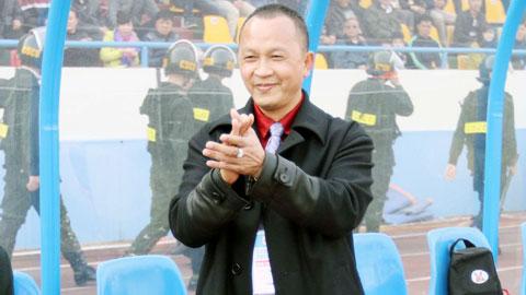 Chủ tịch Phạm Thanh Hùng (Than.QN): 'Hôm nay, tôi sẽ cầm quân!'