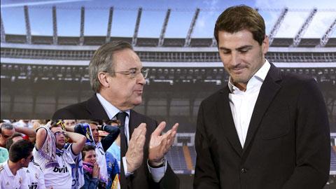 Tiếp vụ Casillas rời Real: CĐV đòi chủ tịch Perez từ chức
