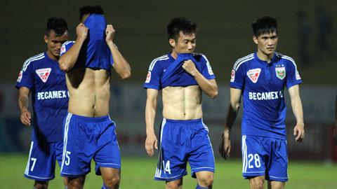 Vòng 16 V.League: 'Điểm huyệt' nhà vô địch