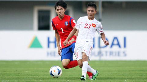 HLV Hoàng Anh Tuấn tiếc vì U19 chưa đủ những gương mặt tốt nhất