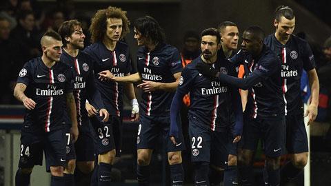 Lịch thi đấu Ligue 1 2015/16: PSG 'khó thở' giai đoạn đầu