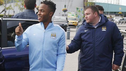 Vì sao Man City chi đậm cho Sterling?