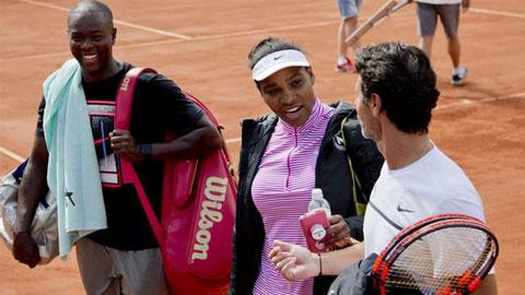 Serena Williams rút khỏi Swedish Open bởi chấn thương khuỷu tay