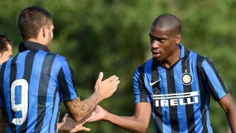 Tân binh Kondogbia tỏa sáng khi Inter đánh bại Carpi 4-2