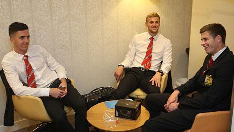 Điểm mặt những tài năng trẻ của 5 đội bóng hàng đầu nước Anh