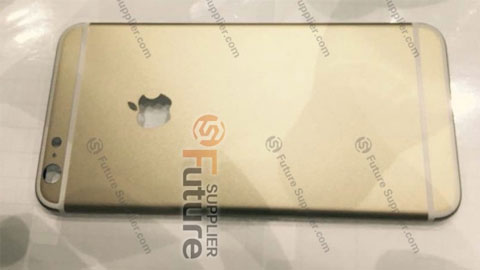iPhone 6s Plus lộ ảnh thực tế đầu tiên