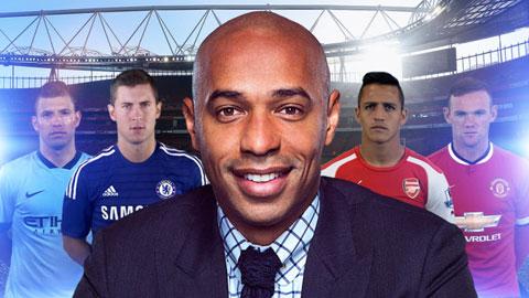 Arsenal cần thêm 4 cầu thủ nếu muốn vô địch Premier League