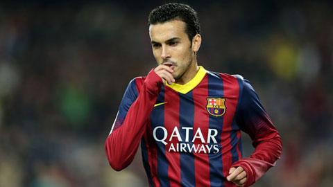 M.U nhảy vào cuộc đua giành Pedro với Chelsea