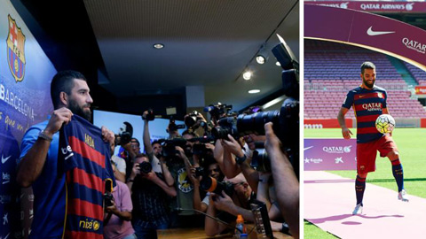Barca đang đánh mất bản sắc với Arda Turan