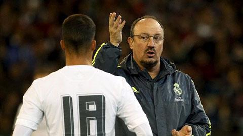 Cơn đau đầu của Benitez: Ronaldo, home-grown và Navas