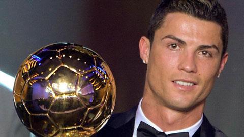 Ronaldo tự biết rất khó giành Quả bóng Vàng 2015