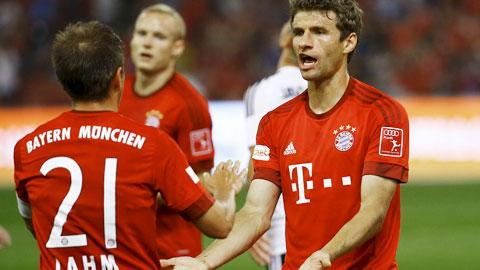Bayern Munich: Những cặp đôi hoàn hảo