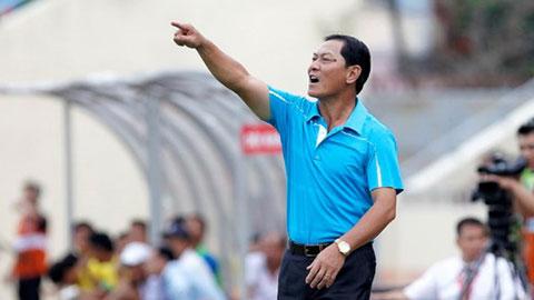 HLV Đinh Cao Nghĩa trở lại dẫn dắt Than.QN