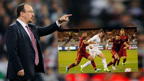 Bale sắm vai thủ lĩnh tại Real: Canh bạc rủi ro của Benitez