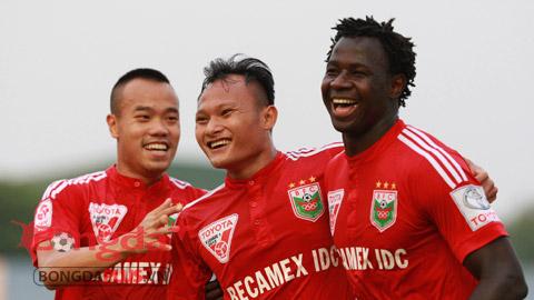 HLV Việt Hoàng (Hải Phòng) vẫn đánh giá cao cơ hội vô địch của B.Bình Dương