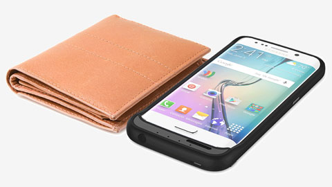 Giải pháp tăng dung lượng pin và bộ nhớ trong cho Galaxy S6