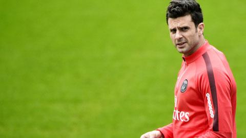Motta từ chối tập luyện gây sức ép đòi rời PSG