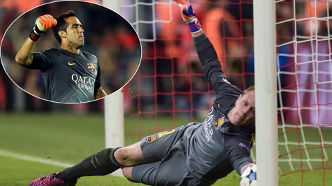 Xu thế mới ở bóng đá Tây Ban Nha: Đẳng cấp là phải dùng 2 thủ môn