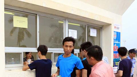 Vé xem trận ĐT Việt Nam - Man City đã bán hết 80%
