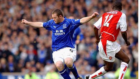 Rooney sẽ khoác áo Everton thêm lần nữa