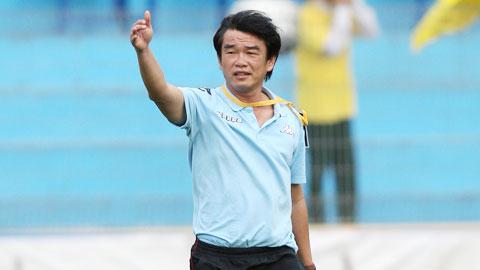 """HLV Phan Thanh Hùng (HN.T&T): """"Đừng để chức vô địch trở thành sức ép đè nặng!"""""""