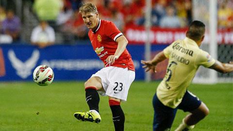 Schweinsteiger thần tượng Scholes, mơ vô địch ngay mùa đầu tiên cùng M.U