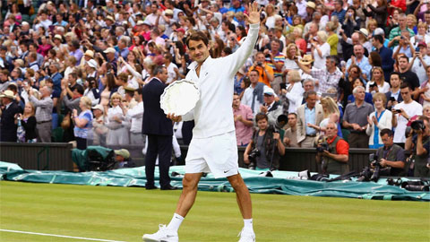 Roger Federer và Tiger Woods vô địch về giá trị thương mại