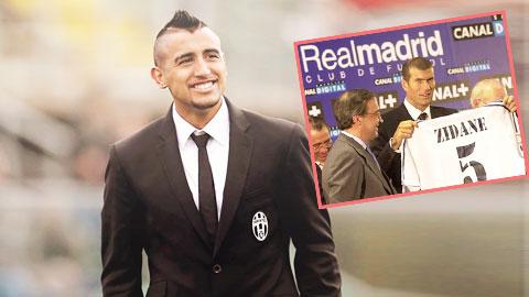 Juventus nhìn từ vụ Vidal: Không ai là không thể thay thế