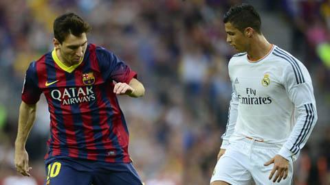 Sự khác biệt kỹ năng giữa Ronaldo và Messi
