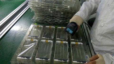 iPhone 6s lộ hình ảnh đang gia công tại Foxconn