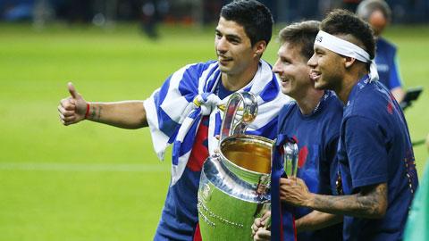 Barca: Mùa tới sẽ là của Luis Suarez!