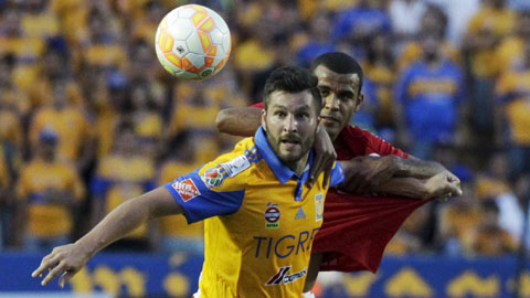 Tigres Unal 3-1 Internacional: Tigres vào chung kết xứng đáng