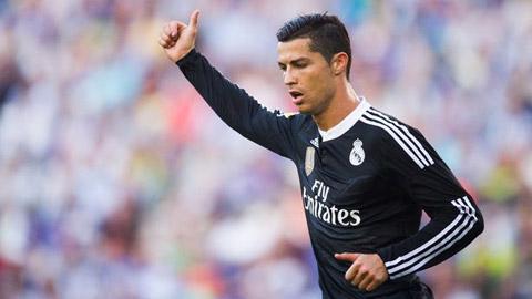 Ronaldo là cầu thủ bí mật mà HLV Van Gaal muốn mua