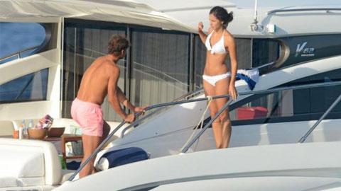 Rafael Nadal: Chàng trai chung tình nhất làng quần vợt