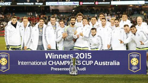 Real Madrid: Rafa vẫn phải trông cậy vào B-B-C