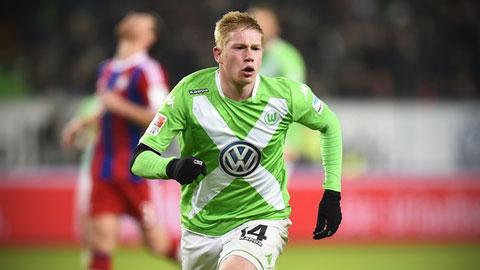 Mục tiêu của Man City được bầu là Cầu thủ xuất sắc nhất nước Đức