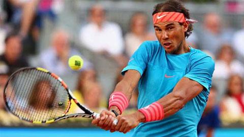 Nadal trở lại Hamburg Open sau 7 năm vắng bóng