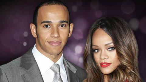 Benzema 'ăn chả', Rihanna cũng 'ăn nem'