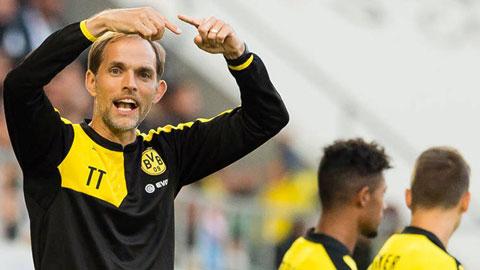 Dortmund sau thắng lợi trước Juve: Thày trò Tuchel đã sẵn sàng