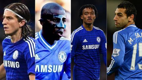 Ai sẽ tiếp bước Luis rời Chelsea?