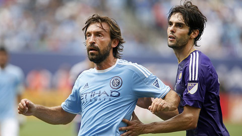 Pirlo ra mắt New York City bằng chiến thắng 5-3