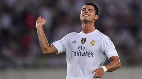 Ronaldo tịt ngòi, Real vẫn đánh bại Inter Milan 3-0